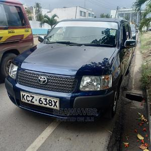 Toyota Succeed 2014 Blue | Cars for sale in Mombasa, Mombasa CBD