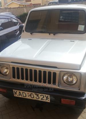 Suzuki Sierra 1994 Silver   Cars for sale in Nairobi, Embakasi
