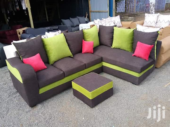 Archive: Comfot and Classy 6seater Lshaped