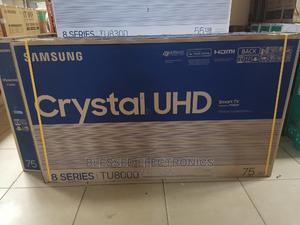 Samsung 65 Inch Smart 4k Crystal Uhd Curved Tv | TV & DVD Equipment for sale in Nairobi, Nairobi Central