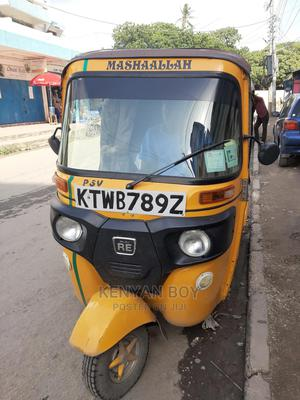 Bajaj RE 2019 Yellow | Motorcycles & Scooters for sale in Mombasa, Mombasa CBD