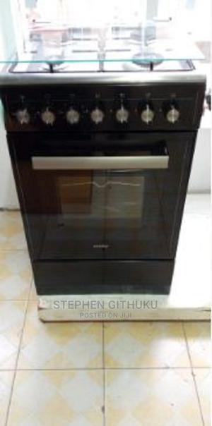 New Simfer 4 Burners With Electric Oven Cooker | Kitchen Appliances for sale in Nairobi, Nairobi Central