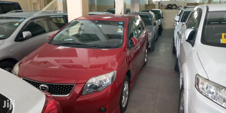 Toyota Fielder 2012 Red | Cars for sale in Mvita, Mombasa, Kenya