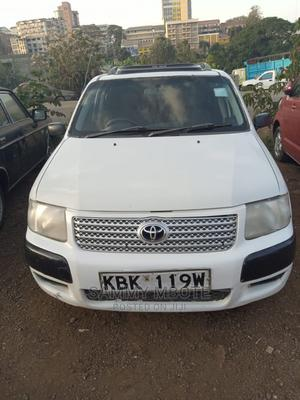 Toyota Succeed 2004 White   Cars for sale in Nairobi, Kilimani