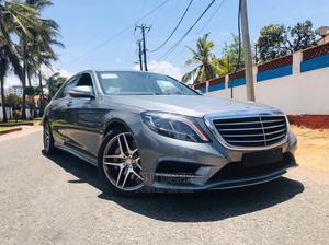 Mercedes-Benz S Class 2014 S 400 Hybrid (W222) Gray | Cars for sale in Mombasa, Mombasa CBD