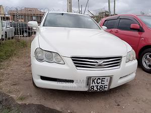 Toyota Mark X 2008 White | Cars for sale in Kiambu, Ruiru