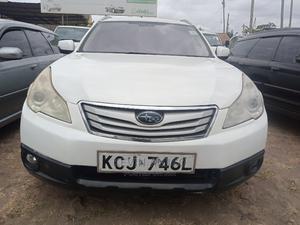 Subaru Outback 2011 3.6R White | Cars for sale in Kiambu, Ruiru