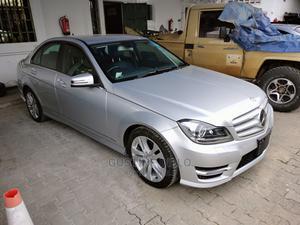 Mercedes-Benz C180 2014 Gray | Cars for sale in Mombasa, Mombasa CBD