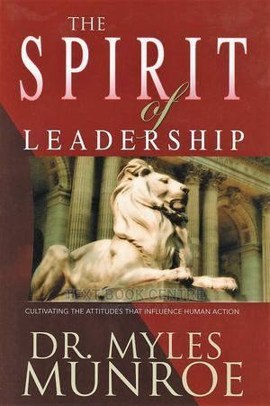 The Spirit Of Leadership   Books & Games for sale in Nairobi, Nairobi Central