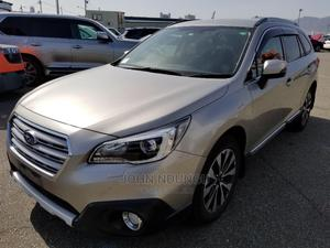 Subaru Outback 2014 Gold | Cars for sale in Nairobi, Kilimani