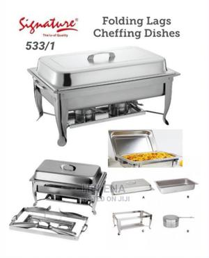 9 Litres Food Warmer/ Chaffing Dishes | Restaurant & Catering Equipment for sale in Nairobi, Nairobi Central