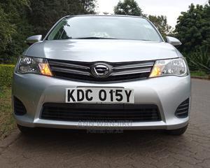 Toyota Axio 2014 Silver | Cars for sale in Nairobi, Ridgeways