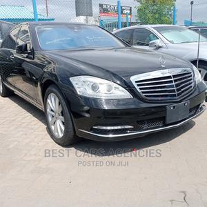 Mercedes-Benz S Class 2014 Black | Cars for sale in Mombasa, Kizingo