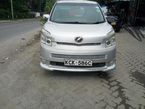Toyota Noah 2010 Silver | Cars for sale in Mombasa, Ganjoni