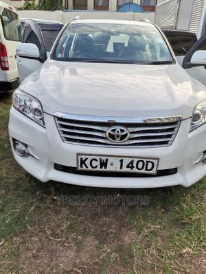 Toyota Vanguard 2012 White | Cars for sale in Mombasa, Ganjoni