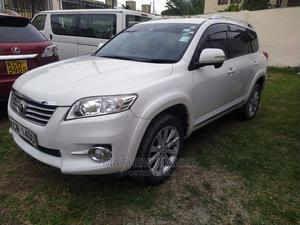 Toyota Vanguard 2012 White | Cars for sale in Mombasa, Tononoka