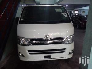Toyota HiAce 2014 White | Buses & Microbuses for sale in Mombasa, Tudor