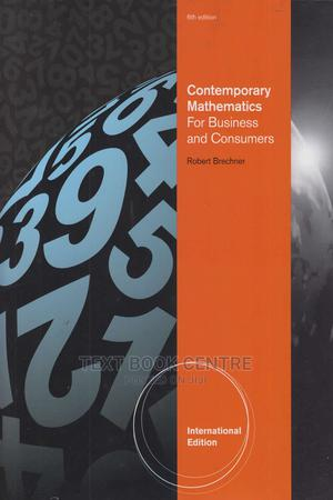 Contemporary Mathematics For Business 6th Edition | Books & Games for sale in Nairobi, Nairobi Central