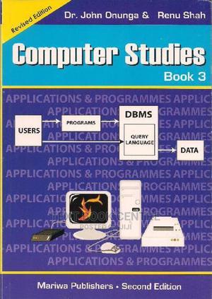 Computer Studies Book 3   Books & Games for sale in Nairobi, Nairobi Central