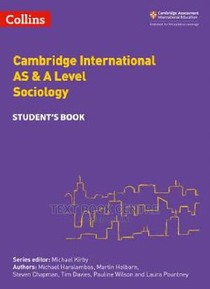Cambridge Int AS & A Level Sociology Students Book (Collins) | Books & Games for sale in Nairobi, Nairobi Central