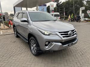 Toyota Fortuner 2016 Silver   Cars for sale in Nairobi, Kilimani