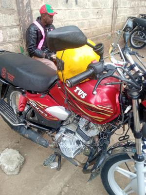 TVS Apache 180 RTR 2019 Red   Motorcycles & Scooters for sale in Nairobi, South B