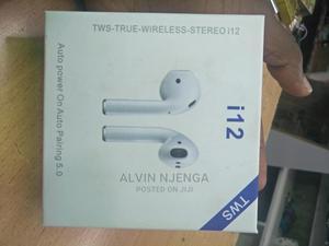 Ear Pod TWS I12   Headphones for sale in Nairobi, Nairobi Central