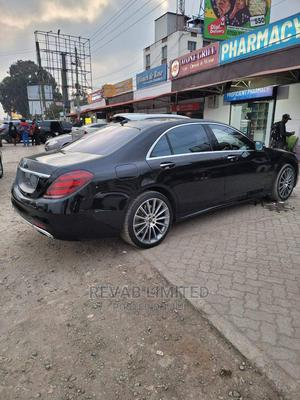 Mercedes-Benz S Class 2019 S 500 (W222) Black | Cars for sale in Nairobi, Nairobi Central