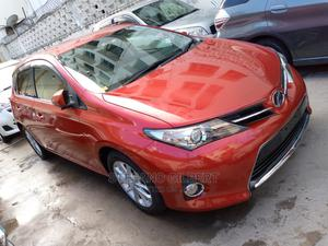 Toyota Auris 2014 Red   Cars for sale in Mombasa, Ganjoni