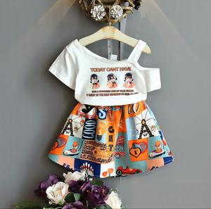Off Shoulder Dress | Children's Clothing for sale in Mombasa, Nyali