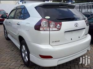 Toyota Harrier 2013 White | Cars for sale in Mombasa, Tudor
