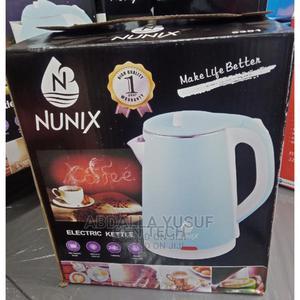 Nunix Electric Kettle   Kitchen Appliances for sale in Nairobi, Nairobi Central