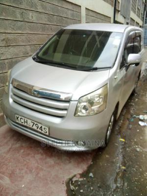Toyota Noah 2012 Silver | Cars for sale in Nairobi, Umoja