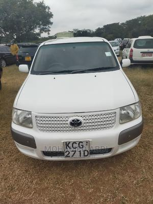 Toyota Succeed 2008 White | Cars for sale in Nairobi, Eastleigh