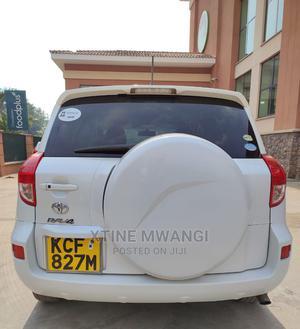 Toyota RAV4 2009 White   Cars for sale in Nairobi, Nairobi Central