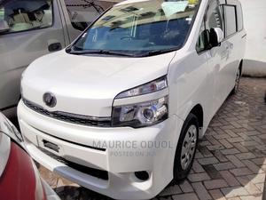 Toyota Voxy 2013 White | Cars for sale in Mombasa, Makadara (Msa)