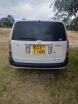 Toyota Succeed 2013 White | Cars for sale in Nairobi, Karen