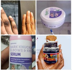 Scrub and Whitening Cream for Knucles | Bath & Body for sale in Nairobi, Nairobi Central