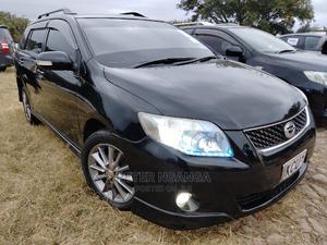 Toyota Fielder 2012 Black | Cars for sale in Nairobi, Nairobi Central