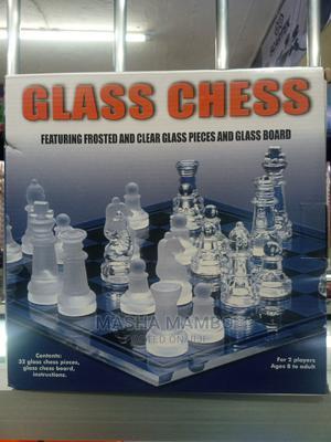 Glass Chess   Books & Games for sale in Nairobi, Nairobi Central