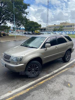 Toyota Harrier 2004 3.0 V6 4WD Beige | Cars for sale in Mombasa, Ganjoni