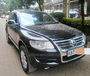 Volkswagen Touareg 2007 Black   Cars for sale in Nairobi, Parklands/Highridge