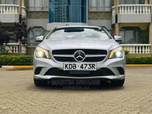 Mercedes-Benz CLA-Class 2013 Silver | Cars for sale in Nairobi, Kilimani