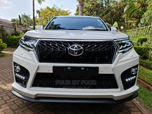 Toyota Land Cruiser Prado 2016 White | Cars for sale in Nairobi, Kitisuru