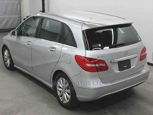 Mercedes-Benz B-Class 2014 Silver   Cars for sale in Nairobi