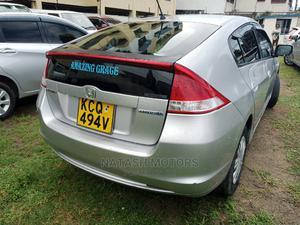 Honda Insight 2011 Silver   Cars for sale in Mombasa, Mombasa CBD