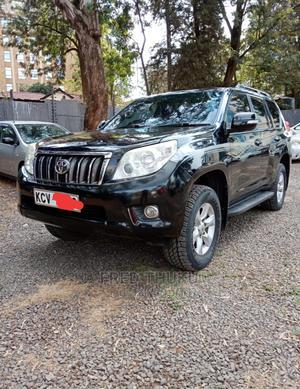 Toyota Land Cruiser Prado 2012 3.0 TD Black | Cars for sale in Nairobi, Nairobi South