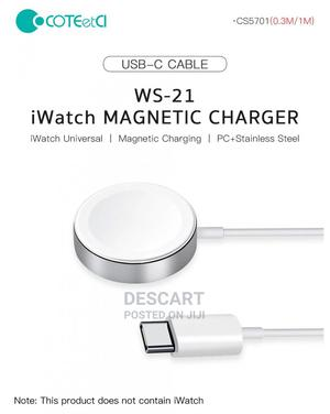 Iwatch Wireless Charger Type-C Cable for iPhone | Accessories for Mobile Phones & Tablets for sale in Nairobi, Nairobi Central