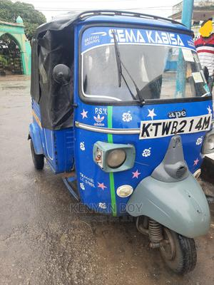 Piaggio 2018 Blue   Motorcycles & Scooters for sale in Mombasa, Mombasa CBD
