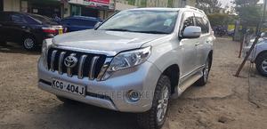 Toyota Land Cruiser Prado 2013 Silver | Cars for sale in Nairobi, Langata